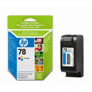 Cartus imprimanta HP C6578DN (HP 78) tricolor