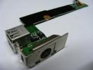 Port USB + S-Video Lenovo R61 13R1016