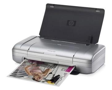 Imprimanta cu jet HP Deskjet 460c Mobile C8150A