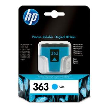 Cartus cu cerneala original expirat HP C8771EE (HP 363) Cyan