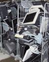 ST - Lot de 50 monitoare LCD PC cu diverse defecte
