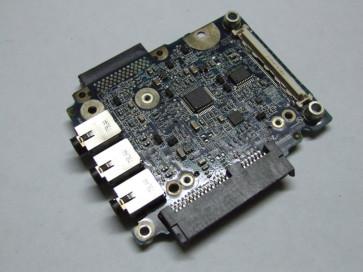 Port audio + conector HDD + unitate optica Dell XPS M1210 45599831L01