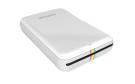 Imprimanta foto portabila Polaroid ZIP, Bluetooth, NFC, Alb, Imprimare Termica, POLMP01W