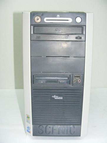 Calculator Fujitsu Siemens P4 2800 MHz / 1GB RAM / HDD 40GB