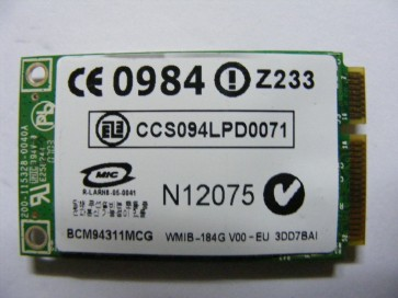 Placa de retea Wireless Broadcom BCM94311MCG