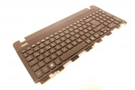 Tastatura laptop + Hinge Cover DELL INSPIRON 1545 DC kb170g301111308721600