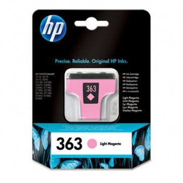 Cartus imprimanta HP C8775EE (HP 363) rosu deschis Light Magenta