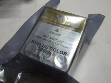 Cartus compatibil NOU pentru imprimanta Epson Stylus Color 200 400 440 480 500 580 640 660 740 1520 Scan 2000 2500 S020097