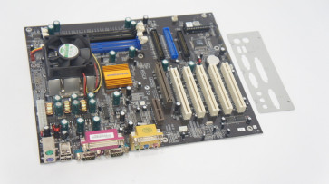 Kit placa de baza socket 462 (A) K7S5A + CPU AMD A1133AMS3C 1133 MHz