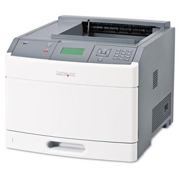 Imprimanta Laser Monocrom Lexmark T654dn 30G0302 complet reconditionata (cartus 100% 36000 pagini), ambalaj original