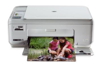 Imprimanta multifunctionala HP Photosmart C4480 AiO