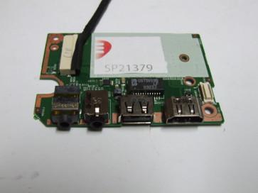 Multimedia board (USB+Audio+HDMI) cu panglica Packard Bell Butterfly M 6050A2294401