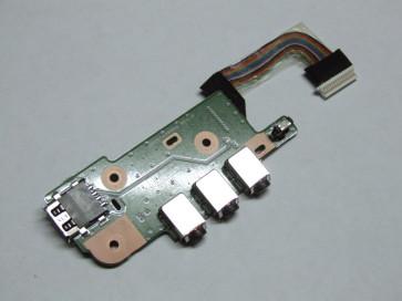 Port Audio + USB HP HDX16 DA0UT6AB8D0
