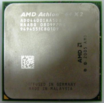 Procesor AMD Athlon 64 X2 4400+ ADO4400IAA5DO