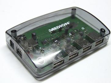 Hub USB cu 4 Porturi Medion MD6152